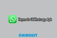 Heymods GBWhatsapp Apk